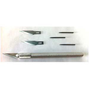 Hobby Knife/Weeding Tool Combination